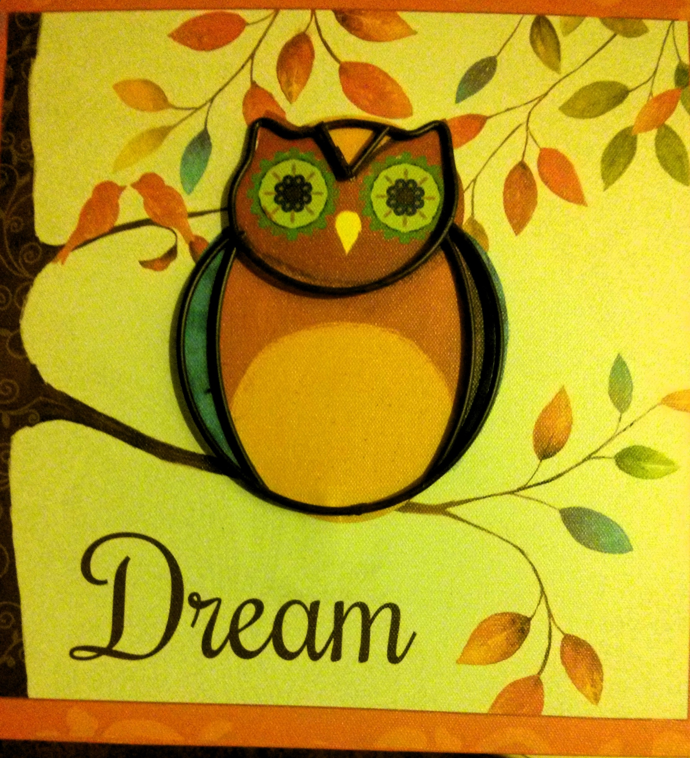 dream owl