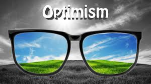 optimism glasses allowing sight in full color