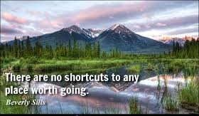 shortcut quote